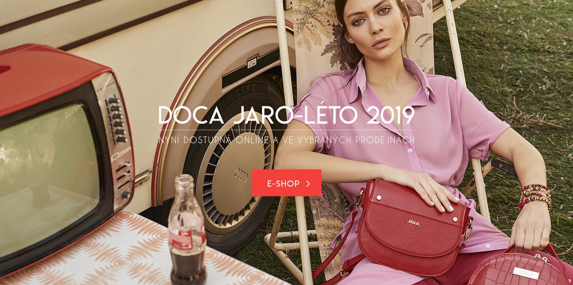 Doca jaro-léto 2019 na Fashionplanet.cz